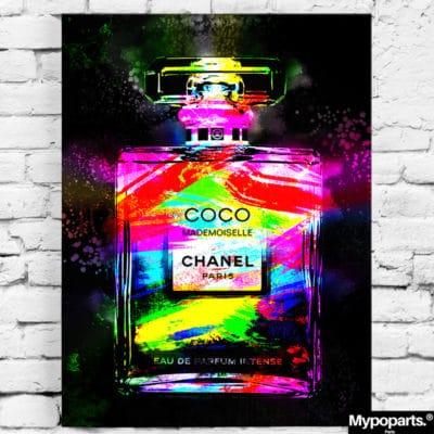 tableau coco chanel