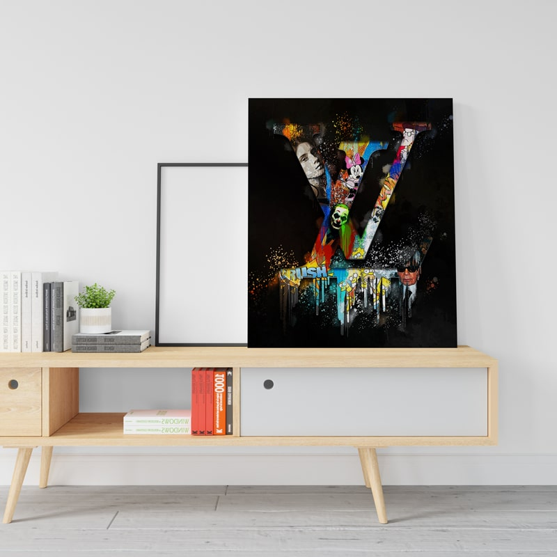 tableau lv luxe