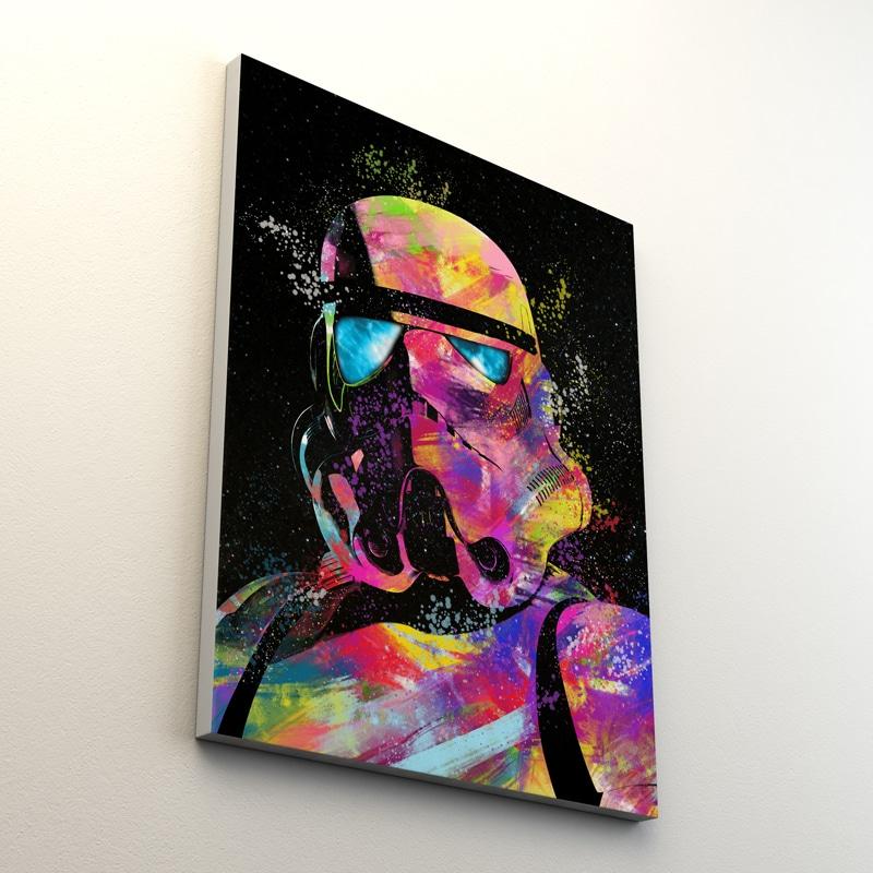 poster Stormtrooper starwars geek cadeau