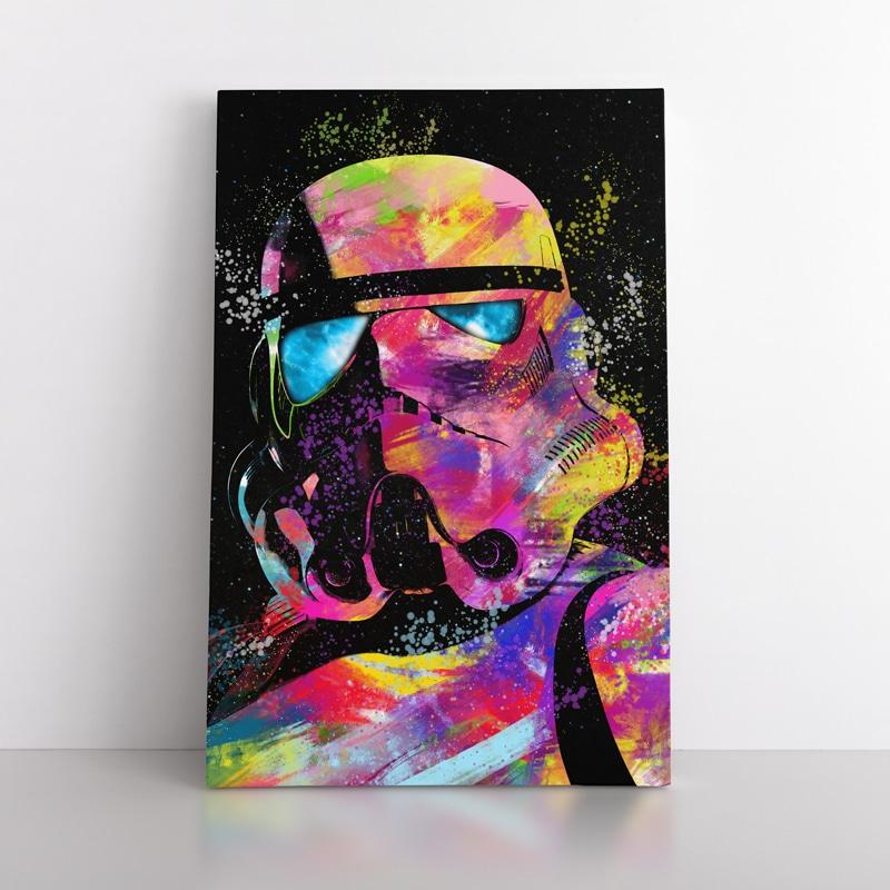 cadre starwars tableau Stormtrooper