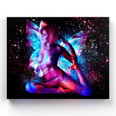 tableau-femme-papillon-decoration-toile-cadre-poster-femme-papillon-nue-sexy-pop-art-design-10