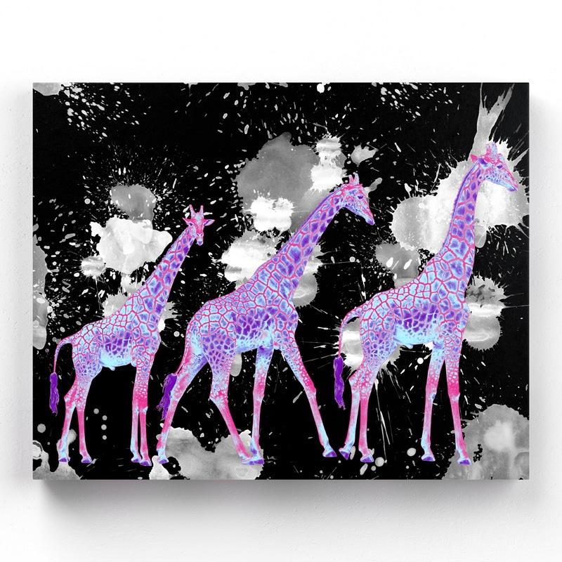 girafe decoration