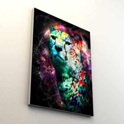 tableau guepard