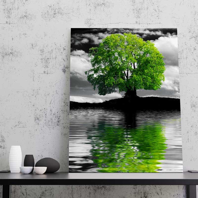 tableau arbre de vie decoration murale