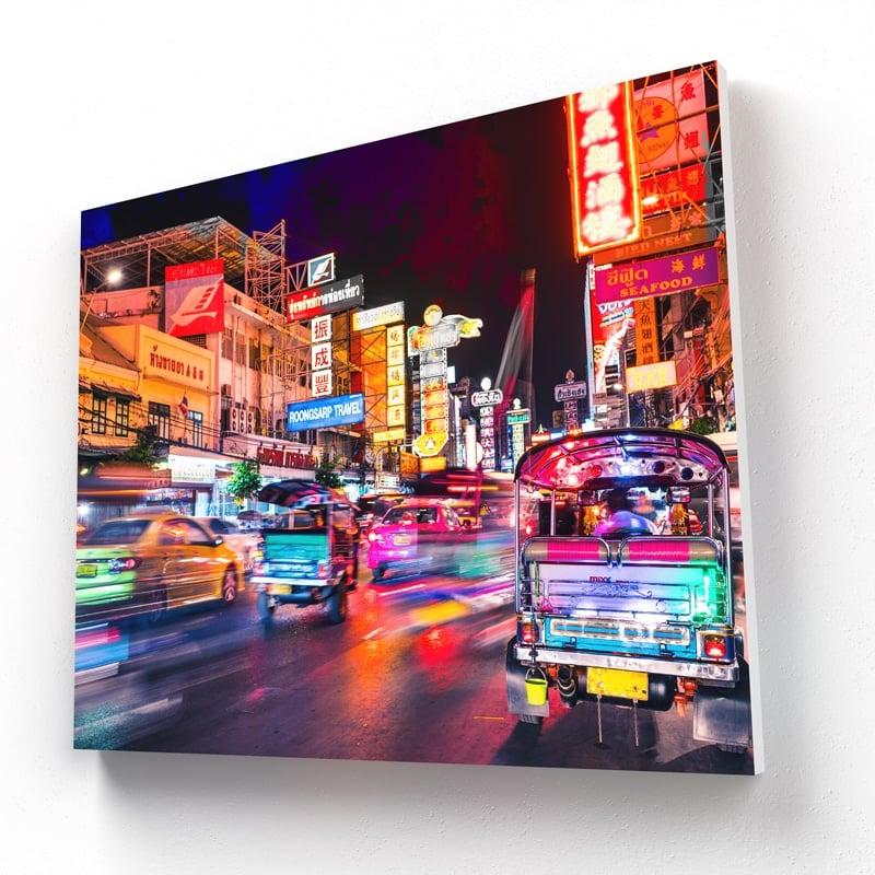 toile bangkok thailande