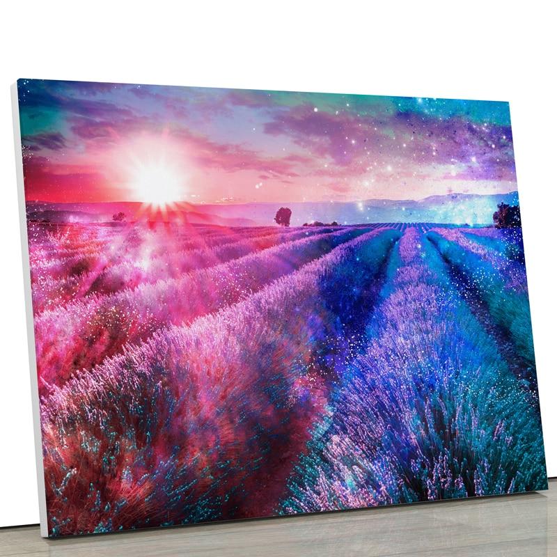 tableau-champs-de-lavande-nature-et-paysage-decoration-nature-soleil-tableau-toile-poster-deco-nature-ciel-champs-lavande