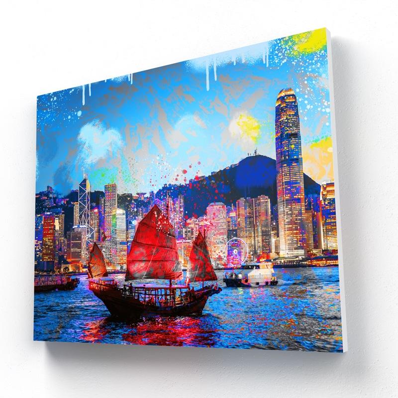 toile hongkong
