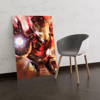 cadre iron man