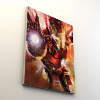 tableau ironman