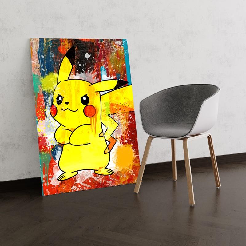 tableau pikachu