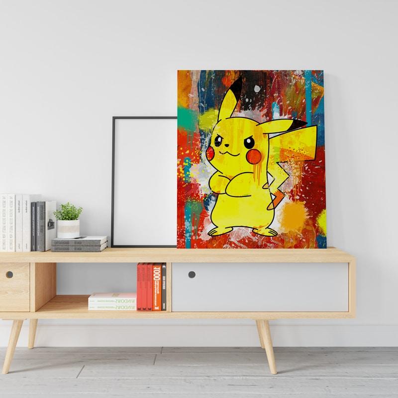 cadre pikachu pokemon