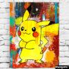 tableau pikachu pokemon