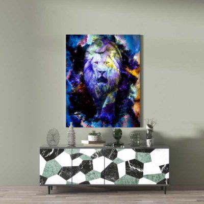 decoration lion deco lion