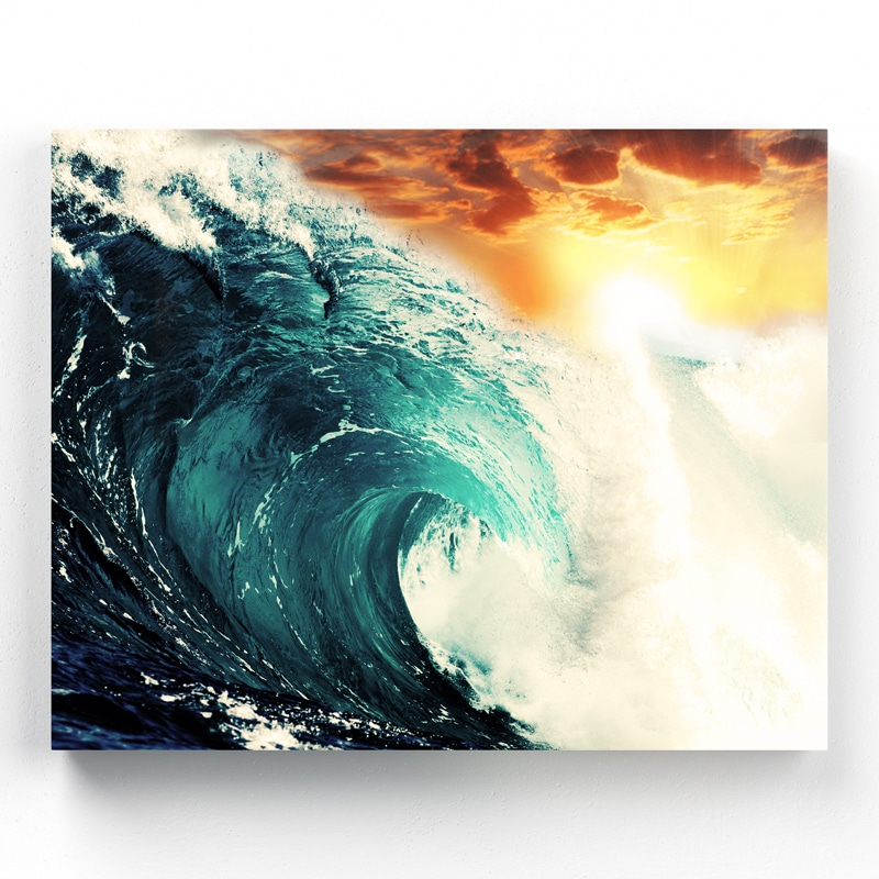 tableau mer