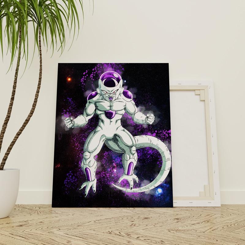 tableau freezer dragon ball z